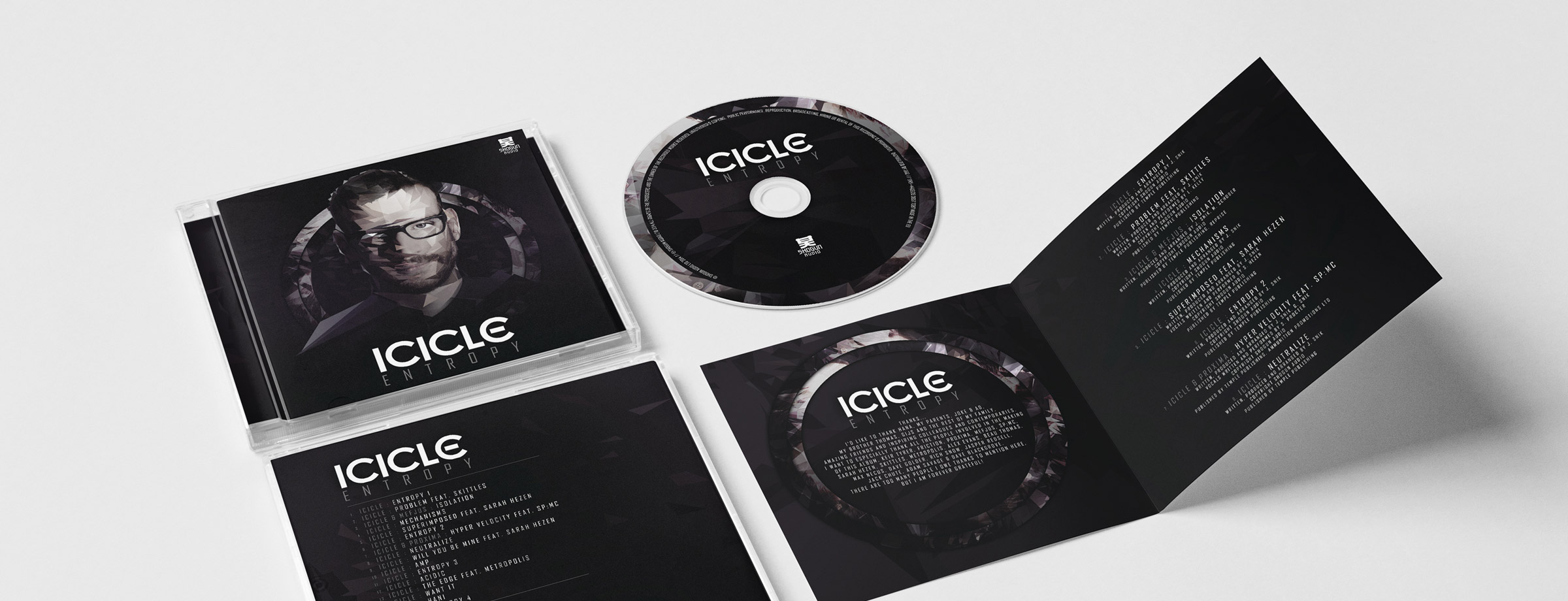 Icicle2 Design Agency For Music 10 Shogun Sp