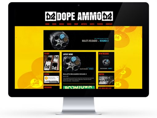 Dope Ammo Website