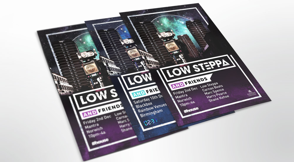 Lowsteppa & Friends