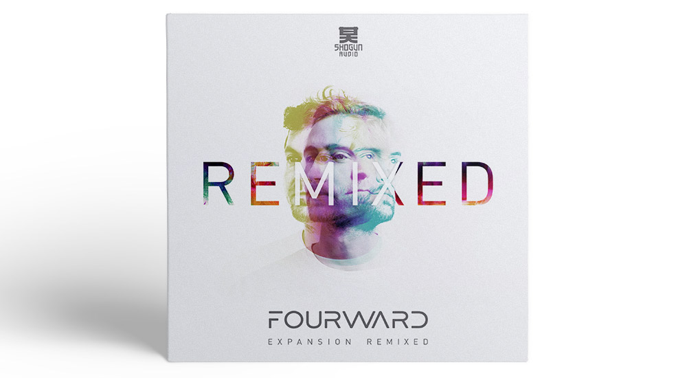 Artwork remix for Fourward