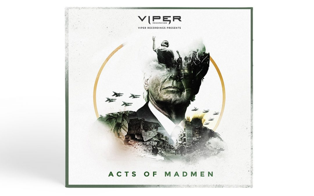 VIPER – ACTS OF MADMEN 2 – ARTWORK