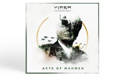 VIPER – ACTS OF MADMEN 2 – ARTWORK