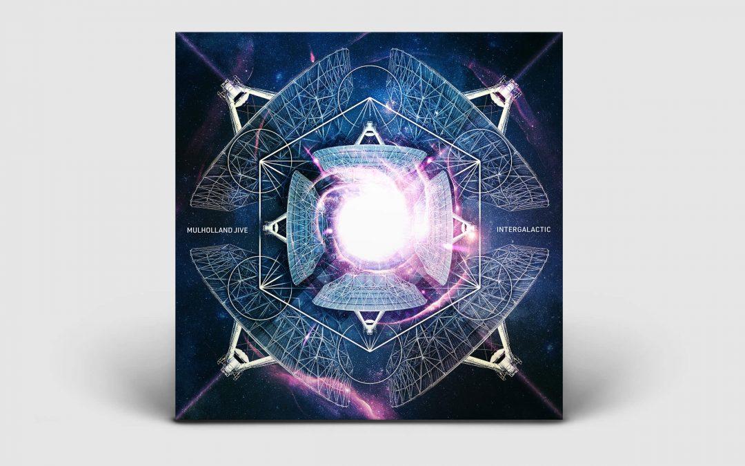 Mulholland Jive Album Cover Artwork