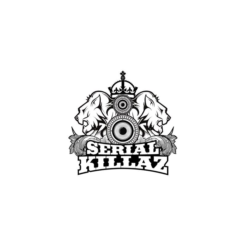 Dubstep music industry logo design for Monsta